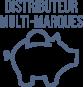 Distributeur multi-marques